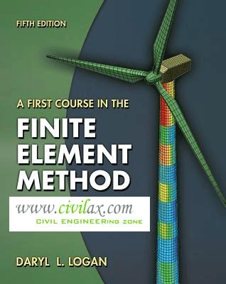 First Course in the Finite Element Method Image