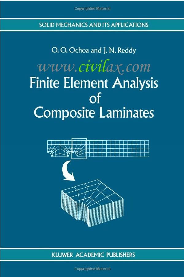 Finite element analysis of composite laminates civil for Finite elemente analyse
