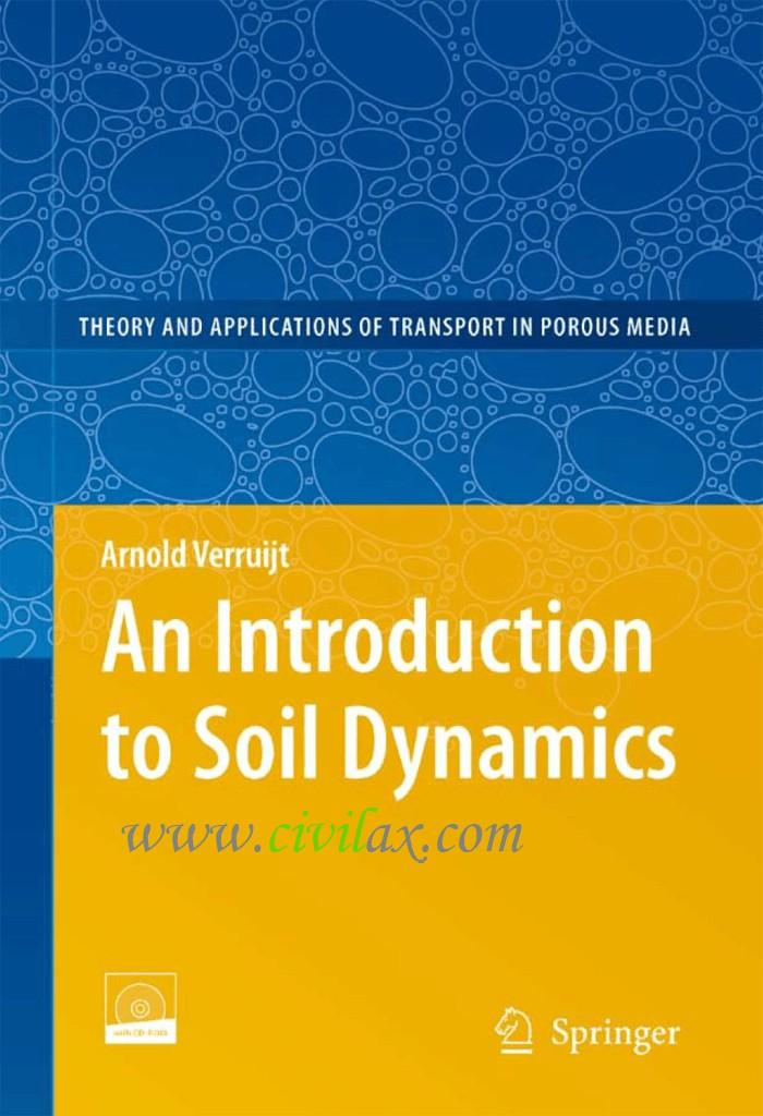 An introduction to soil dynamics civil engineering community for Soil as a resource introduction