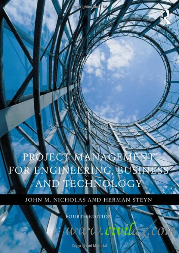 Project Management For Business Engineering And Technology Principles