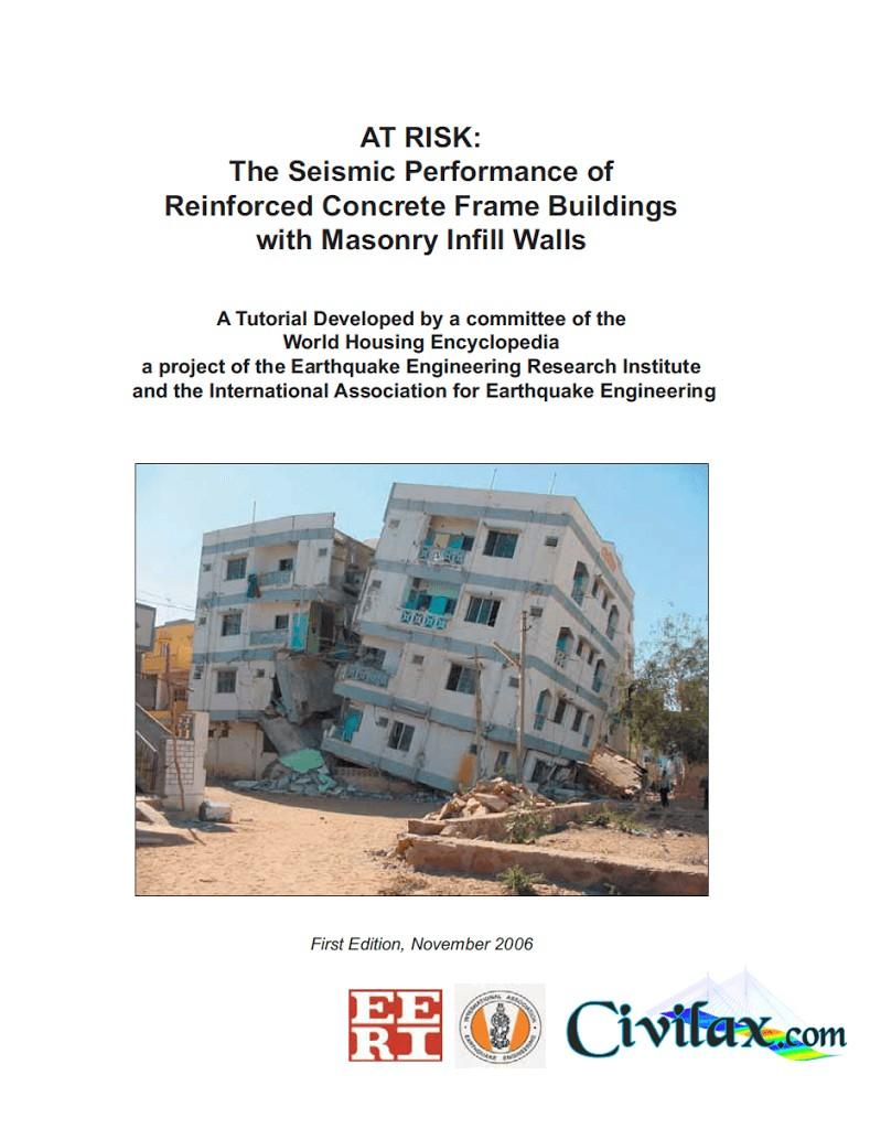 earthquake performance of reinfoced concrete buildings Performance of various types of buildings during earthquakes such as masonry,  reinforced concrete, wooden, mud, steel and composite buildings are.