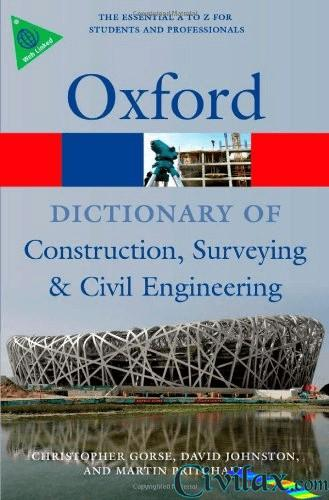 A dictionary of construction surveying and civil engineering for Building dictionary