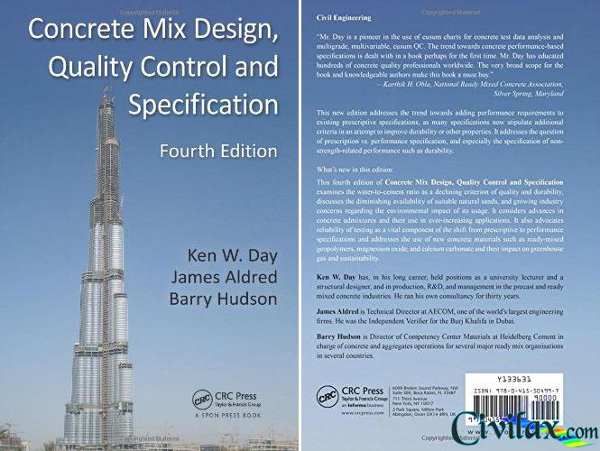 strict quality control of concrete mixing The variation in concrete strength depends on several factors such as variation in the materials quality, mix proportion, batching, mixing techniques, handling, and workmanship these variations are unavoidable during concrete production.