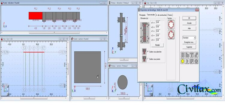 Pile Foundation Modeling with Robot Structural Analysis 2014