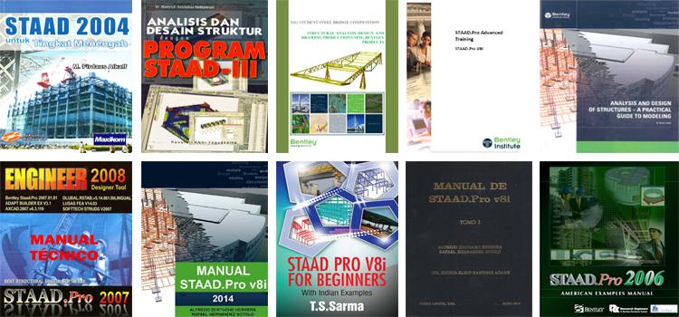 STAAD Pro Software Manuals Civil Engineering Community