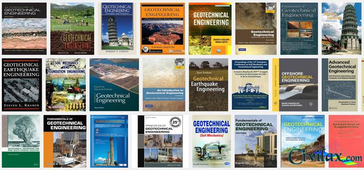 Geotechnical Engineering Books