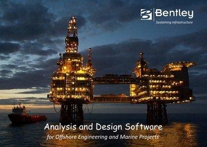 Bentley Offshore Structural Analysis 2015