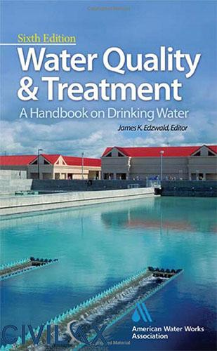 Water Quality & Treatment- A Handbook on Drinking Water