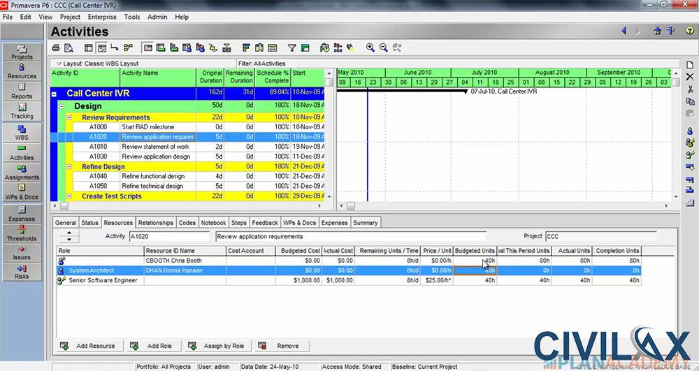 Removing Resource Rates from XERs in Primavera P6