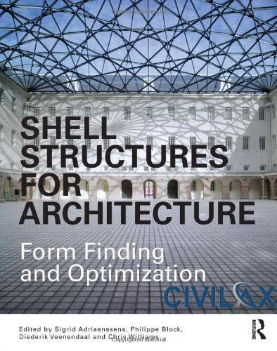 Shell Structures for Architecture- Form Finding and Optimization