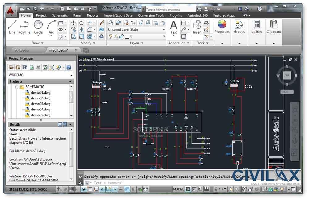 Autodesk Autocad Electrical 2017 Civil Engineering Community
