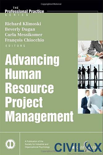 advancing-human-resource-project-management