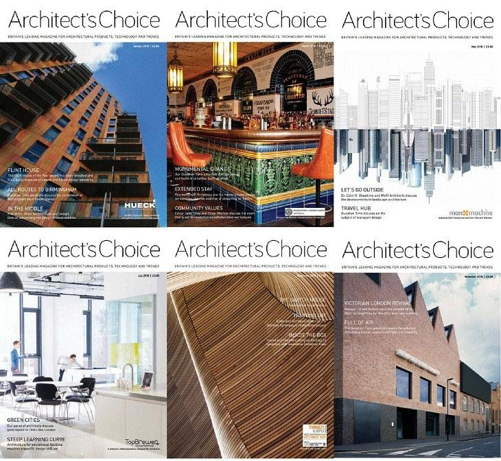 architects-choice-2016-full-year-issues-collection
