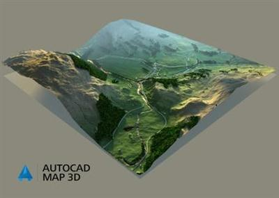 Autodesk autocad map 3d 2018 civil engineering community manufacturing engineering construction and civil infrastructure announced the release of autocad map 3d 2018 the 2018 release of autocad sciox Images