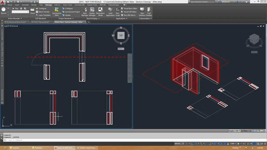 Autocad Architecture Tutorial For Beginners Civil Engineering Community