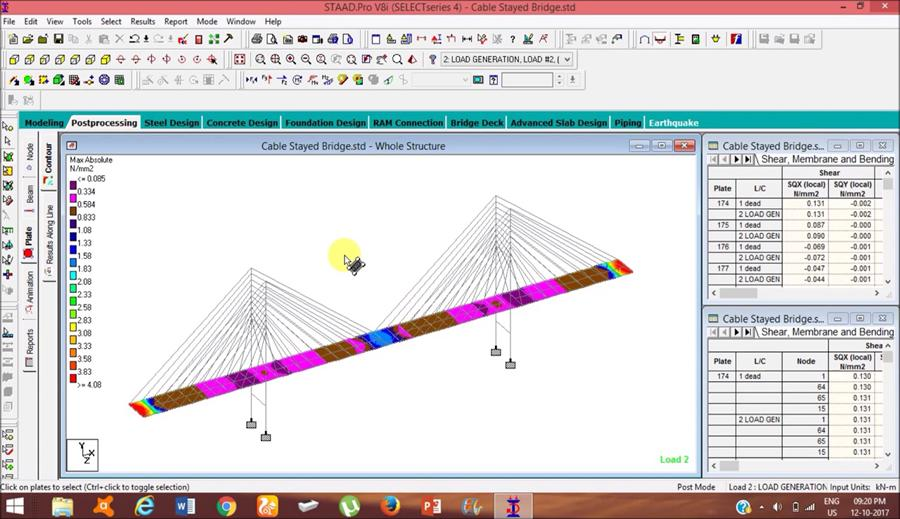 analysis and design of cable stayed bridge essay Analysis of the performance of cable-stayed bridges under extreme events thesis by yukari aoki in university of technology, sydney faculty of engineering and information technology.