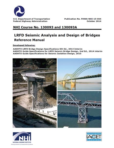 lrfd seismic analysis and design of bridges civil engineering rh civilax com Base Isolation Pads aashto guide specifications for seismic isolation design pdf