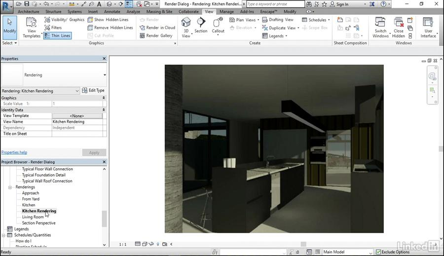 In This Course, Discover How To Use Revit During The Interior Design  Process.